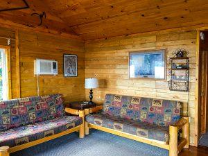Bear's Den living space