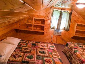 Queen and Double Bed Bedroom
