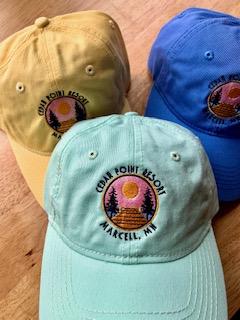 Cedar Point Resort Hats