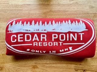 Red Cedar Point Resort shirt