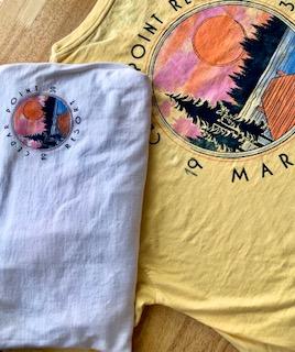 Cedar Point Resort shirts
