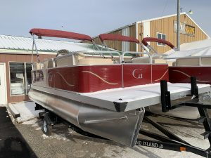18' Pontoon available for rent